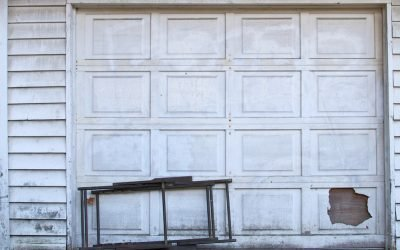 Why Might You Need a New Garage Door?