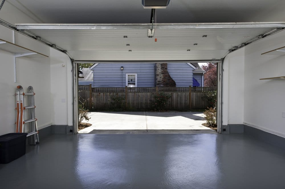 custom garage door akron