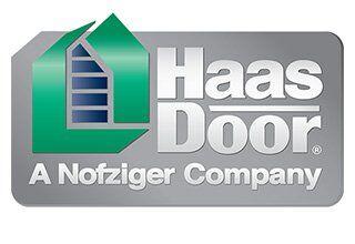 Haas Garage Door Repair Logo