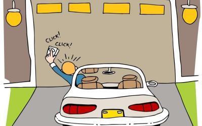Got Garage Door Damage? Get Help!