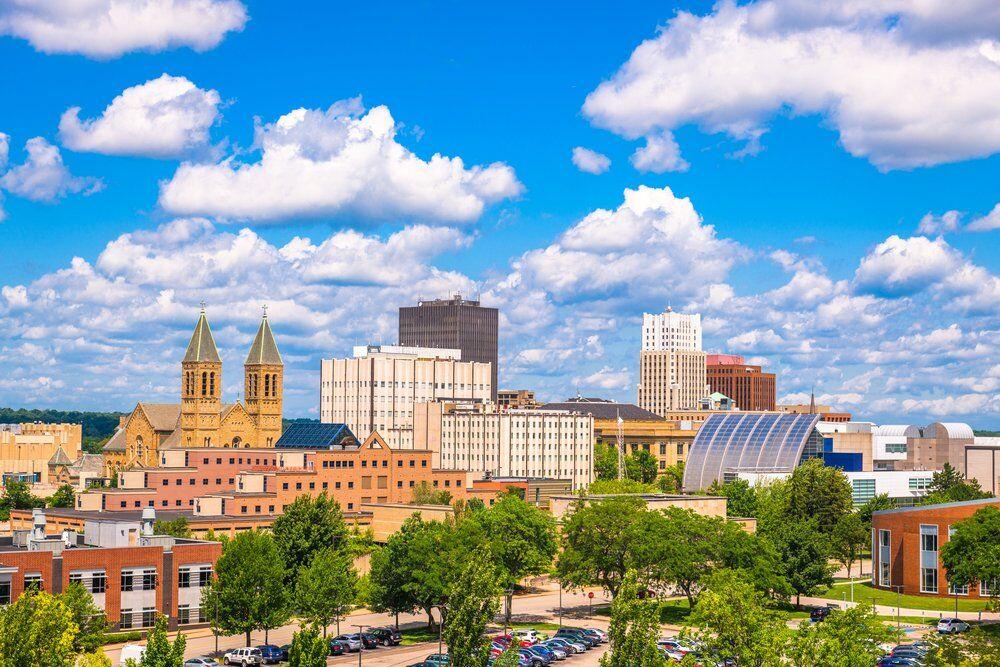 City of Akron Ohio