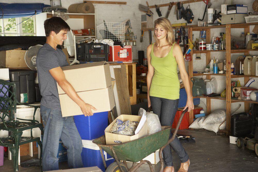 The Best Ways to Keep Your Garage Clean