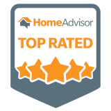 Home Advisor Top Rated Professional for Garage Door Repair