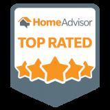 Home Advisor Top Rated Professional for Garage Door Repair