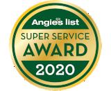 2019 Super Service Award