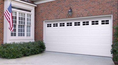 Garage Door Repair in Cuyahoga Falls Ohio