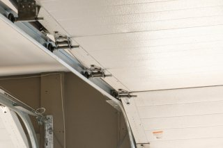 Garage Door Track Repair