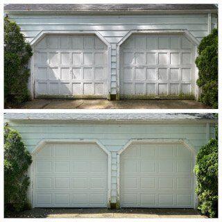 Garage Door Installation in Canton
