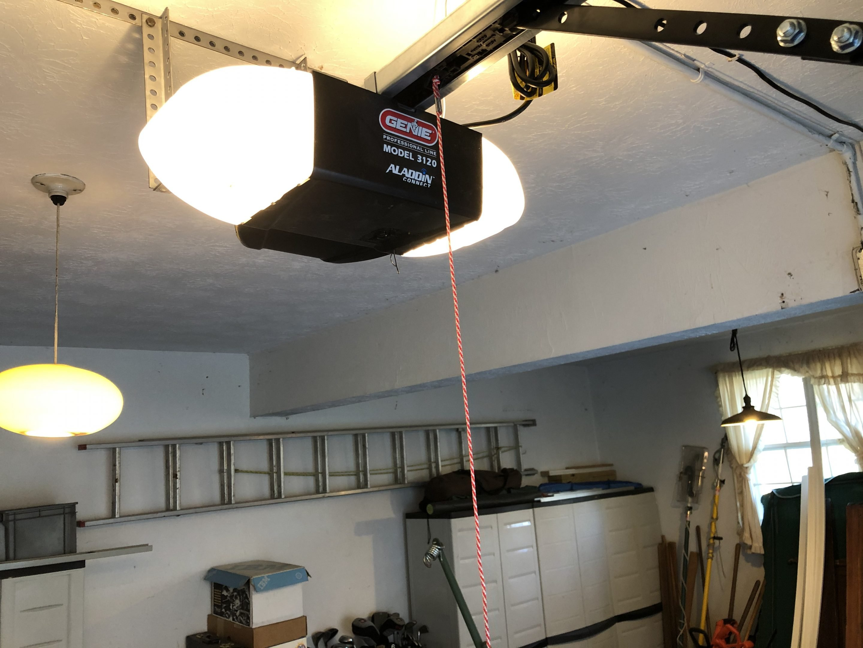 Garage Door Opener Installation in Akron