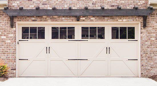 Carriage House Steel Garage Door