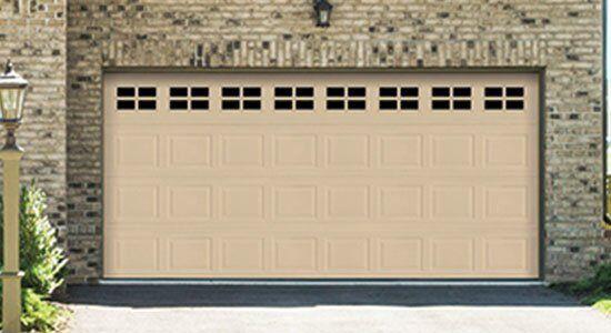 Classic Steel Garage Door