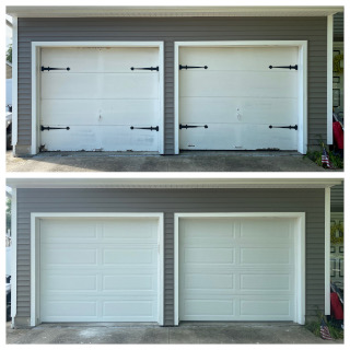 Garage Door Installation in Stow