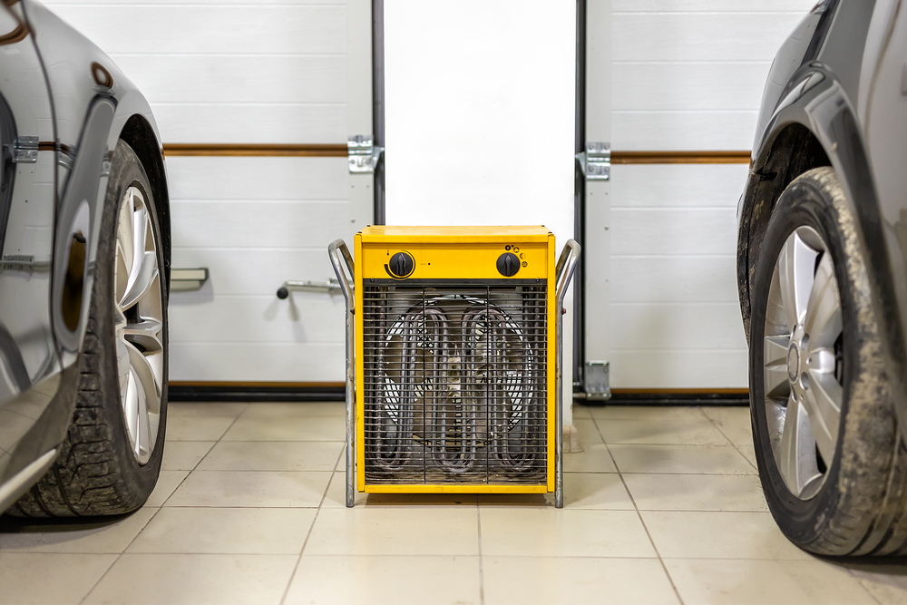 Top Tips for Heating Your Garage