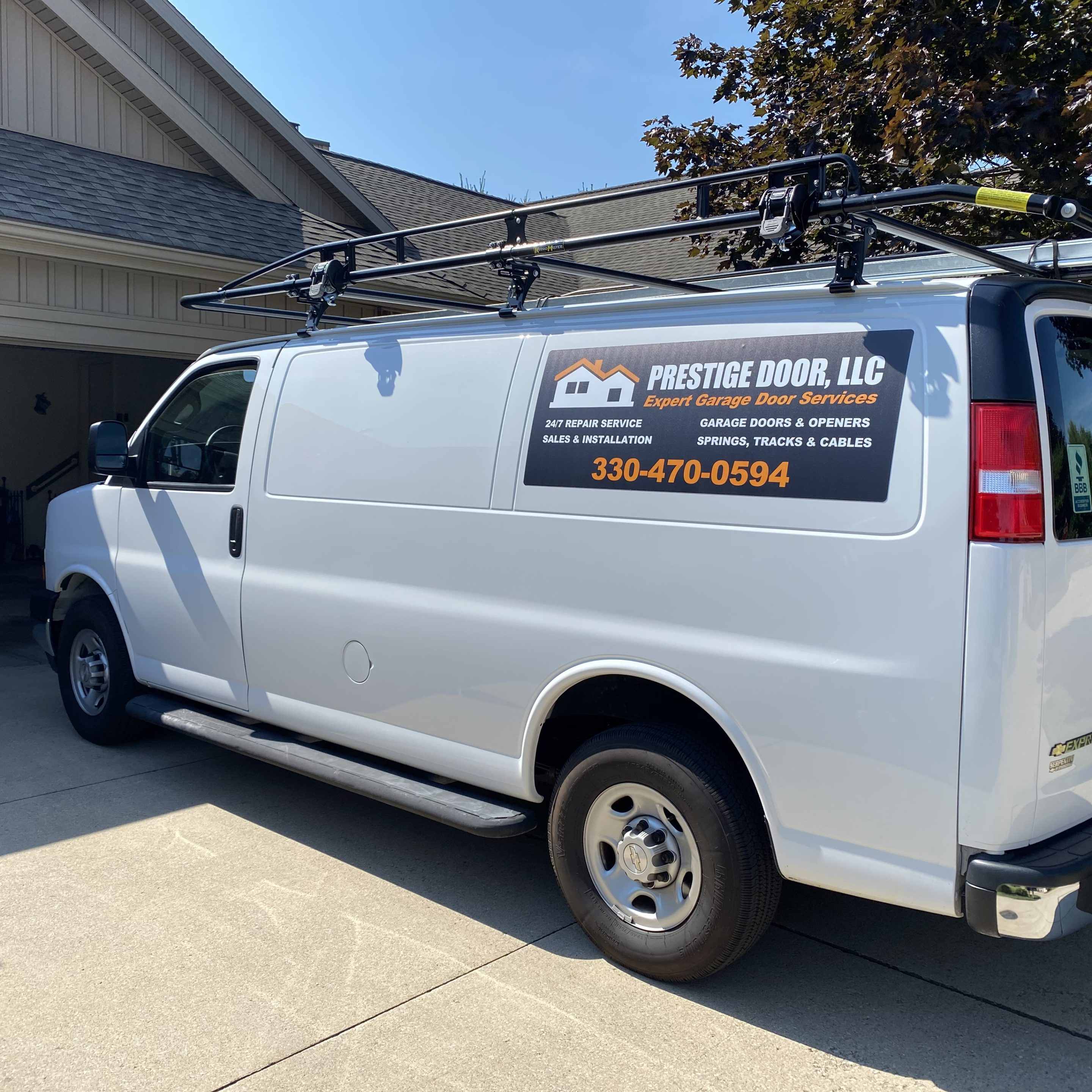 Garage Door Repair in Barberton & Surrounding Areas