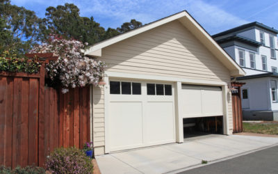 How Good of an Investment is a Garage Door?