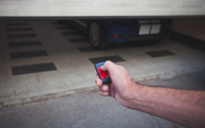 Automatic Garage Door Openers and Keyless Entry Systems